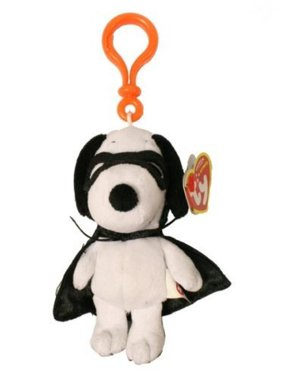 Product Image TY Beanie Baby - SNOOPY the VAMPIRE Dog ( Plastic Key Clip ) f0fc73b1b8a6