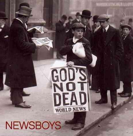 Newsboys - God's Not Dead (CD)