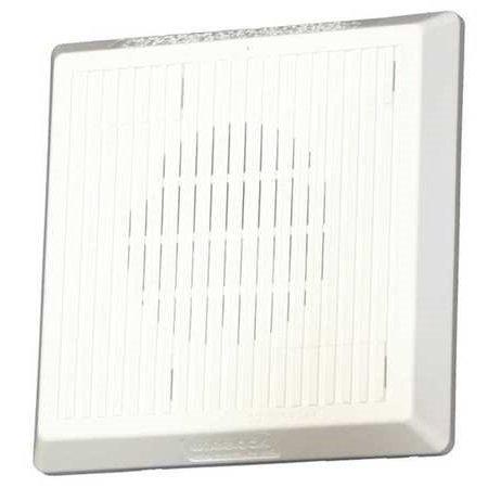 Multitone Horn,12/24VDC,White,5-1/4in. H WHEELOCK CN121068