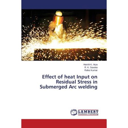 Effect of Heat Input on Residual Stress in Submerged Arc