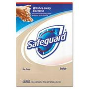 Safeguard 08833 Deodorant Bar Soap, 4-oz., 48 Bars (PGC08833)