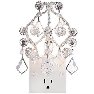 maize clear chandelier night light - Walmart.com