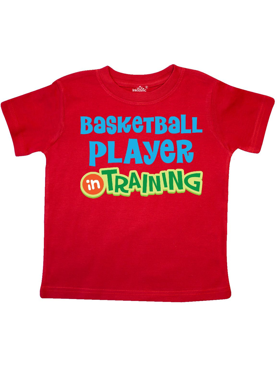 Future Basketball Player In Training Toddler T-Shirt