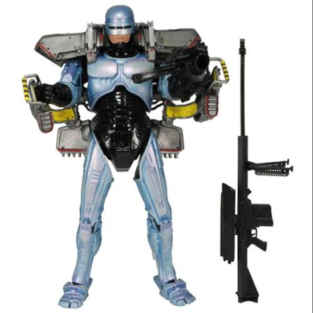 RoboCop With Jetpack and Assault Cannon Action Figure](Astronaut Jetpack)