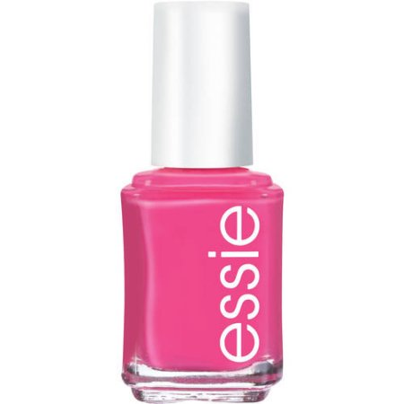 essie Nail Polish (Pinks), Watermelon, 0.46 fl oz (Brown Nail Polish Matte)