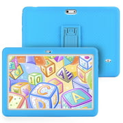 Kid's Quad Core Tablet,10.1 inch Display,with WiFi,Bluetooth,dual camera and expandable Storage,for kids listen songs,watch E-books
