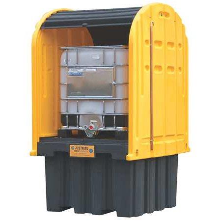 Justrite 28677 Ibc Containment Unit 9000 Lb  372 Gal  G9861582