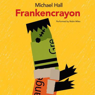 Frankencrayon - Audiobook