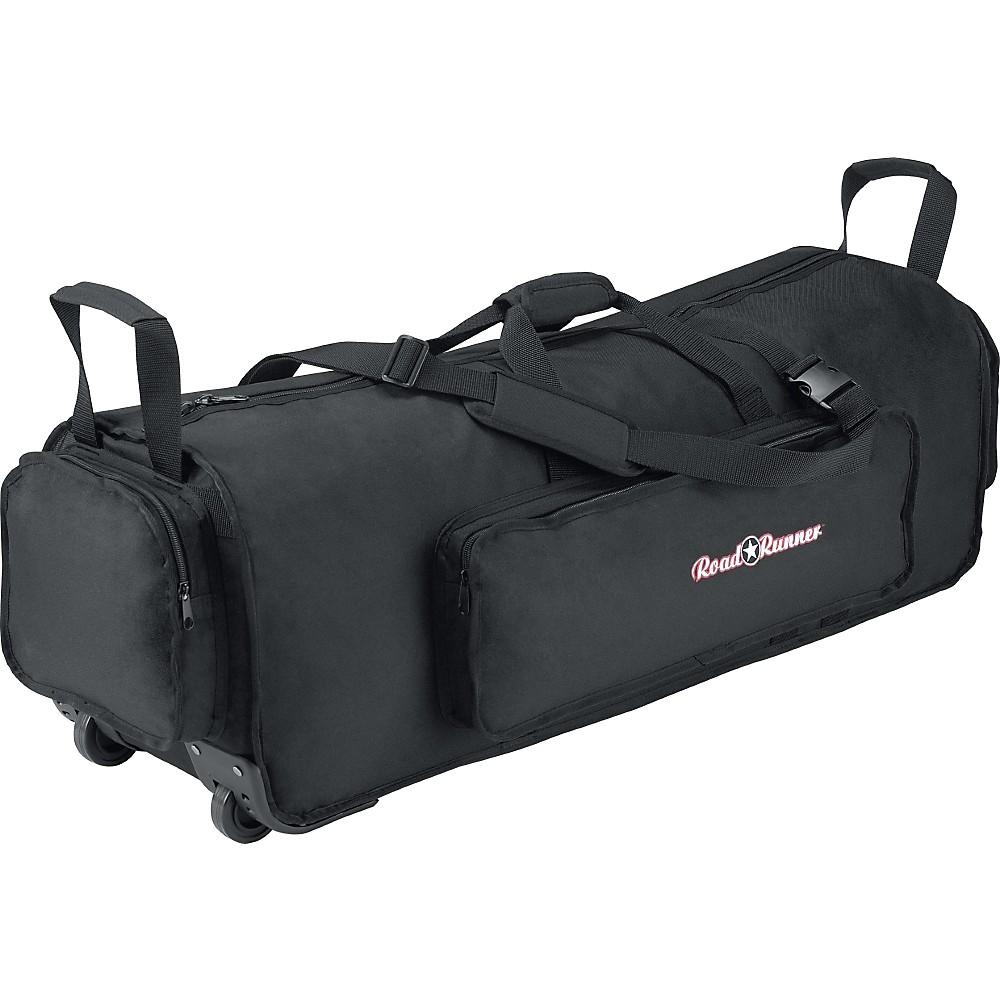 Road Runner Rolling Hardware Bag 38 inches Black
