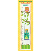 "Dimensions Owl Growth Chart Counted Cross Stitch Kit, 9"" x 40"", 14-Count"