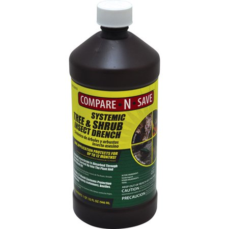 Compare 'N' Save Tree and Shrub Insect Drench