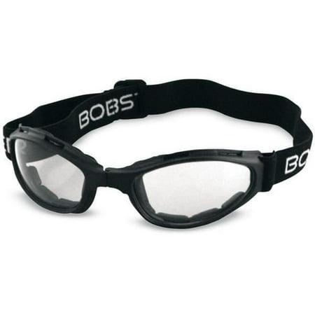 8c1fb39cc9d Bobster Eyewear Crossfire Folding Goggles - Walmart.com