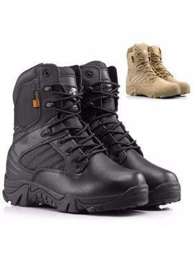 9d44e28895502 Product Image Meigar Mens Boots Chukkas Force Boot Outdoor Hiker Work Boots  Shoes