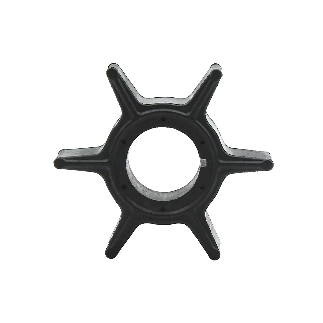 Boat Outboard Water Pump Impeller Replacement Black for Tohatsu 30hp 3C8-65021-2 - image 2 de 4