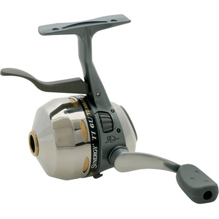 Shakespeare synergy ti6 underspin reel for Shakespeare fishing reels