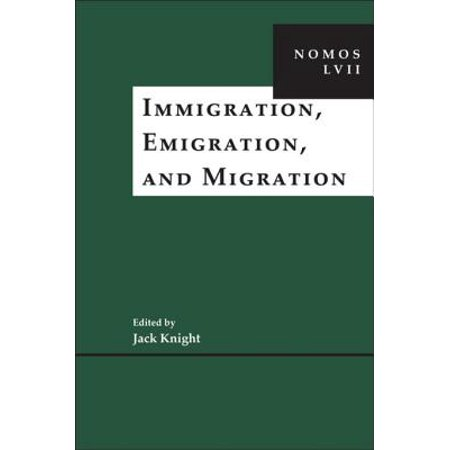 Immigration, Emigration, and Migration - eBook (Understanding The Anthropology Of Immigration And Migration)