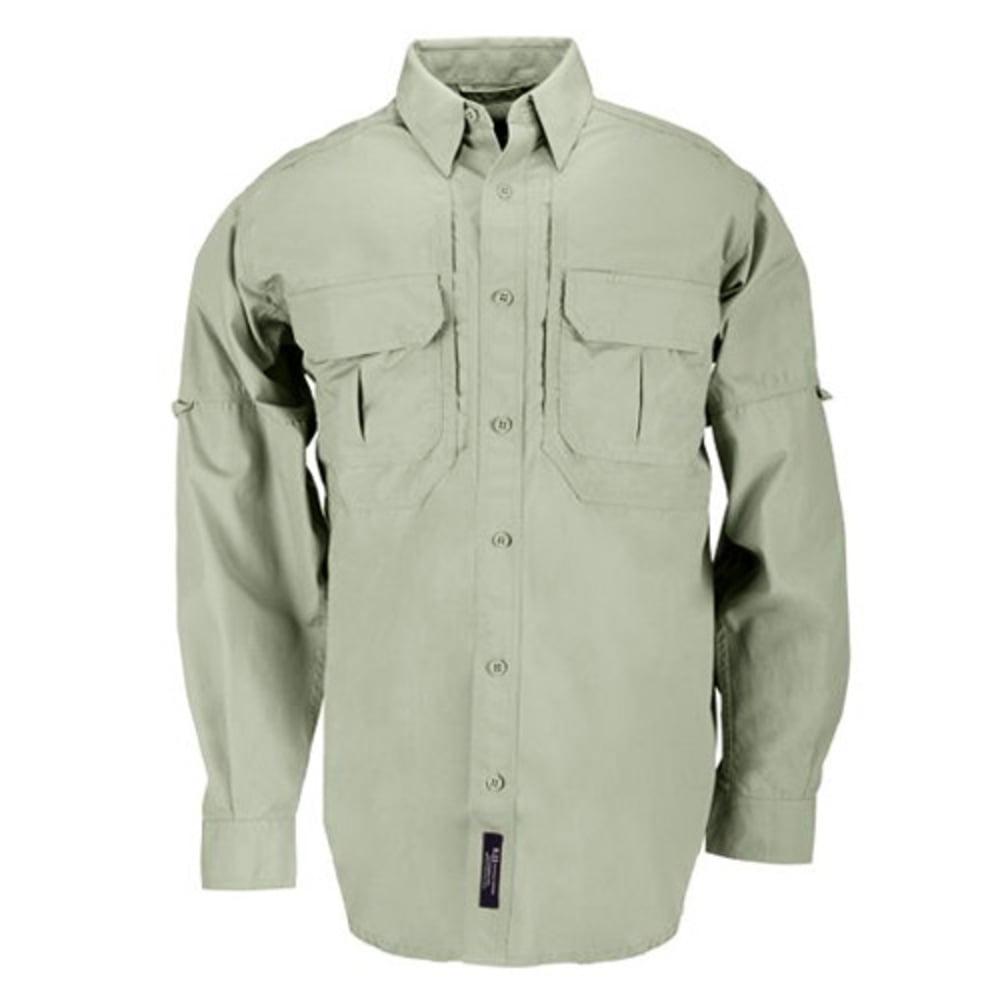 Tactical 5.11 Men Tactical Cotton Long Sleeve Shirt