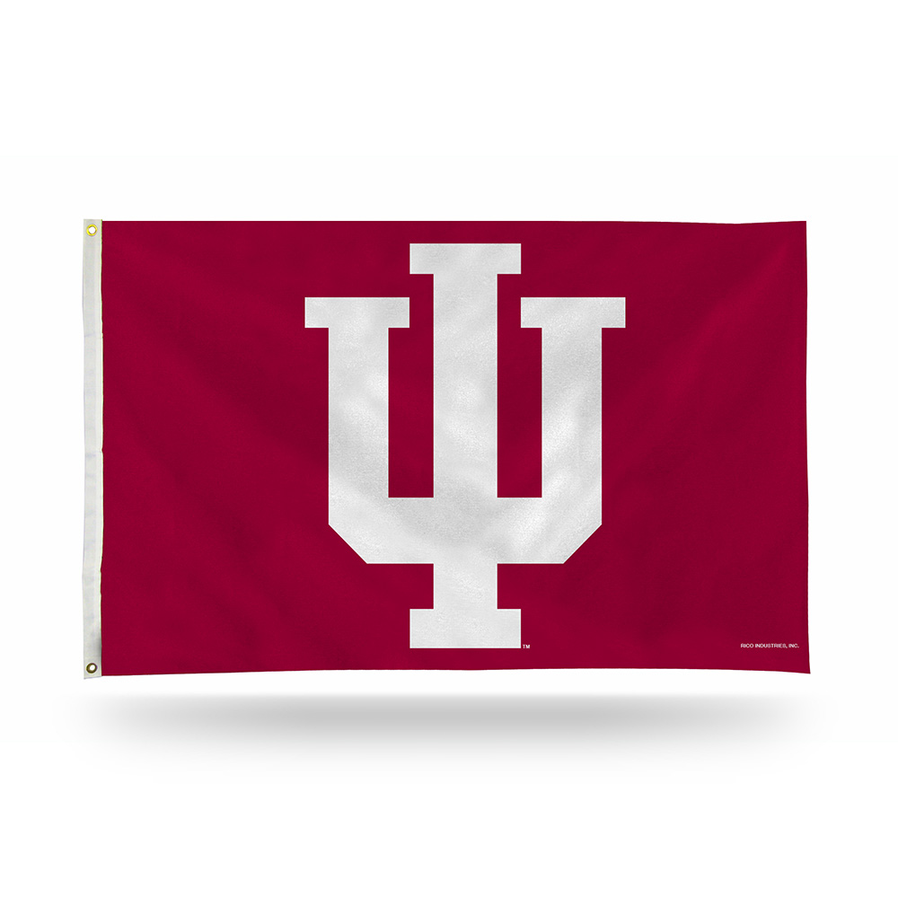 Indiana Hoosiers NCAA 3ft x 5ft Banner Flag