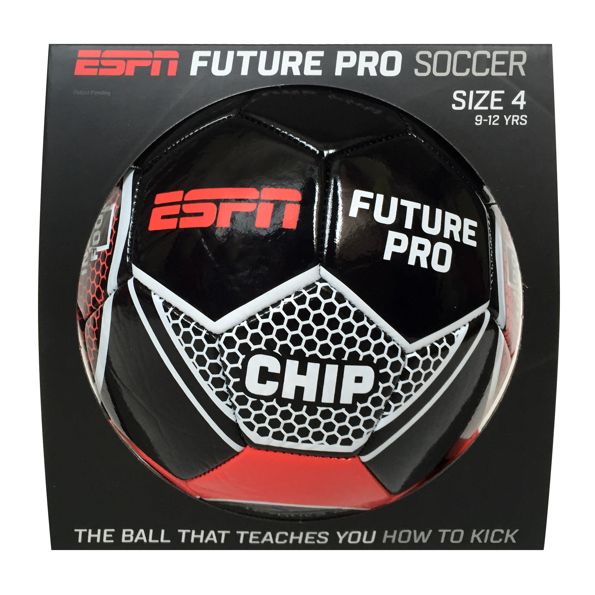 ESPN Future Pro; Soccer Ball, Size 4 by Hunter Products