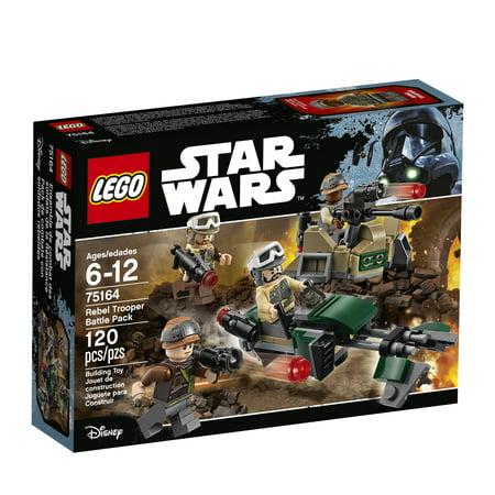 LEGO Star Wars Rebel Trooper Battle Pack 75164 (Wars Battle Pack)
