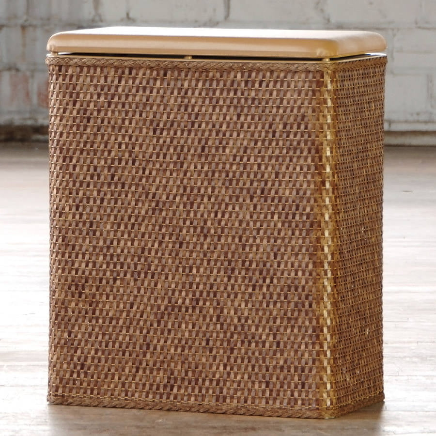 Lamont Home Carter Upright Hamper by Generic