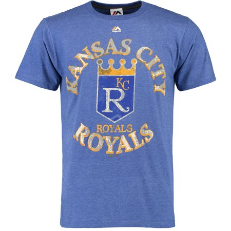 Kansas City Royals Pocket (Kansas City Royals Majestic First Among Equals Cooperstown T-Shirt - Royal)