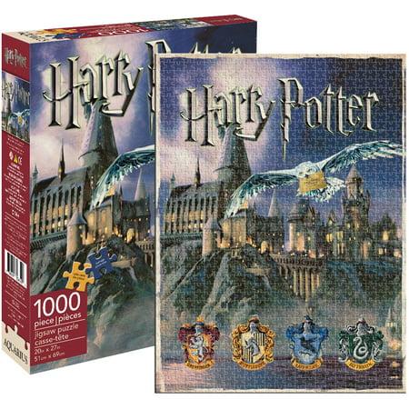 Harry Potter Hogwarts Jigsaw Puzzle, 1000pc