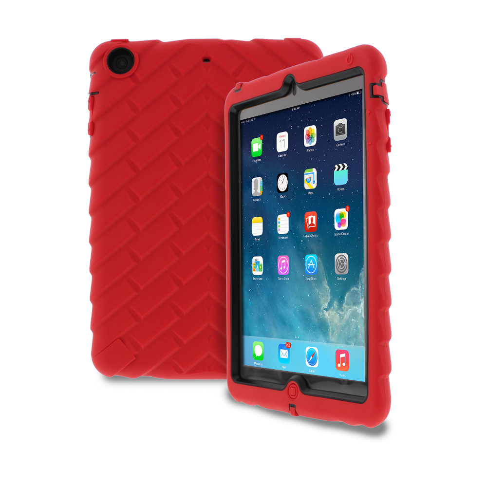 Gumdrop Cases Droptech for Apple iPad 2/3/4 Gen Rugged Tablet Case Shock Absorbing Cover