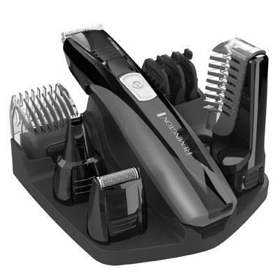 Remington Head-To-Toe Grooming Set, Men's Personal Electric Razor, Electric Shaver, Trimmer, PG525