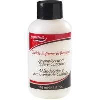4 Pack - Super Nail Cuticle Softener & Remover, 4 oz