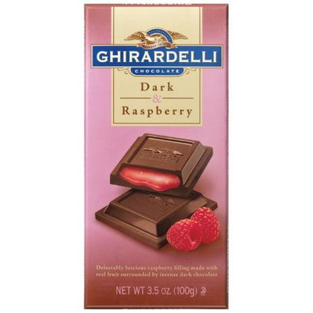 - Dark Chocolate Raspberry (Pack of 6)
