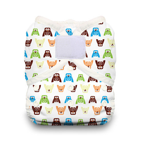 Thirsties,INC Duo Wrap Diaper with Hook and Loop