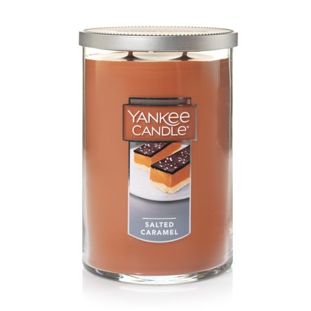 Yankee Candle Salted Caramel - Large 2-Wick Tumbler Candle