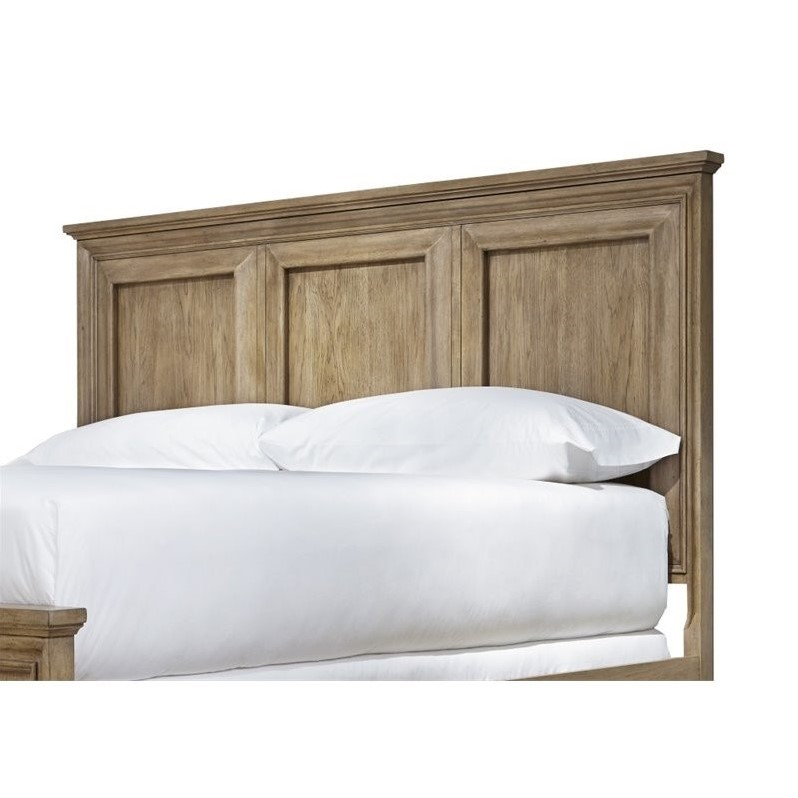 Universal Furniture Moderne Muse Queen Panel Headboard in Bisque
