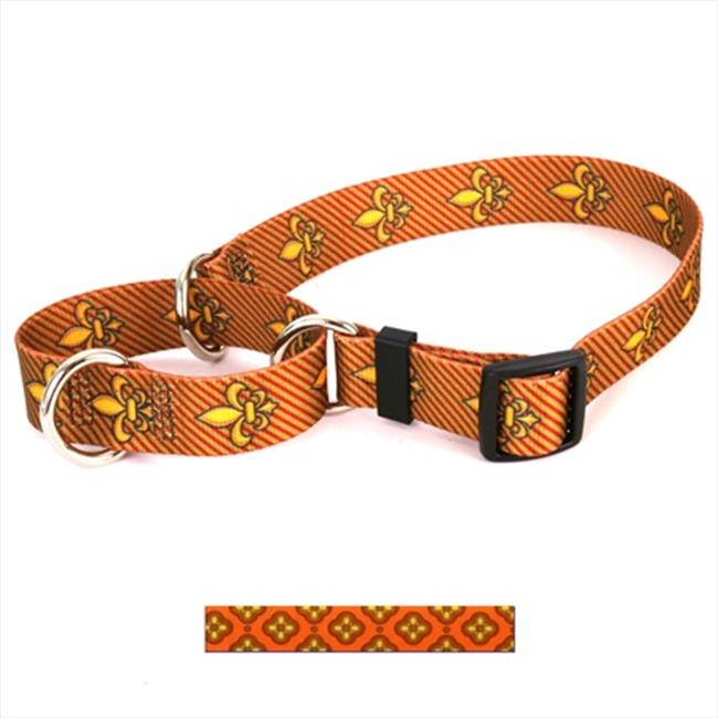 Yellow Dog Design Cleo Martingale Collar - Medium
