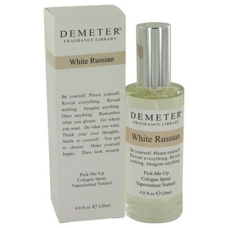 4 oz White Russian Cologne Spray by Demeter for Women - image 1 de 3