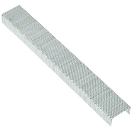 Stanley Bostitch Premium Standard Staples, 1/4 Inch Silver, 5,000 Per Box (Sbs191/4cp) (Pack of