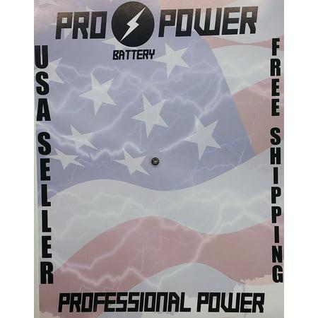 2 Pro Power LR66 AG4 377 LR626 1.5V Alkaline for Watch Lighter Hearing Aid