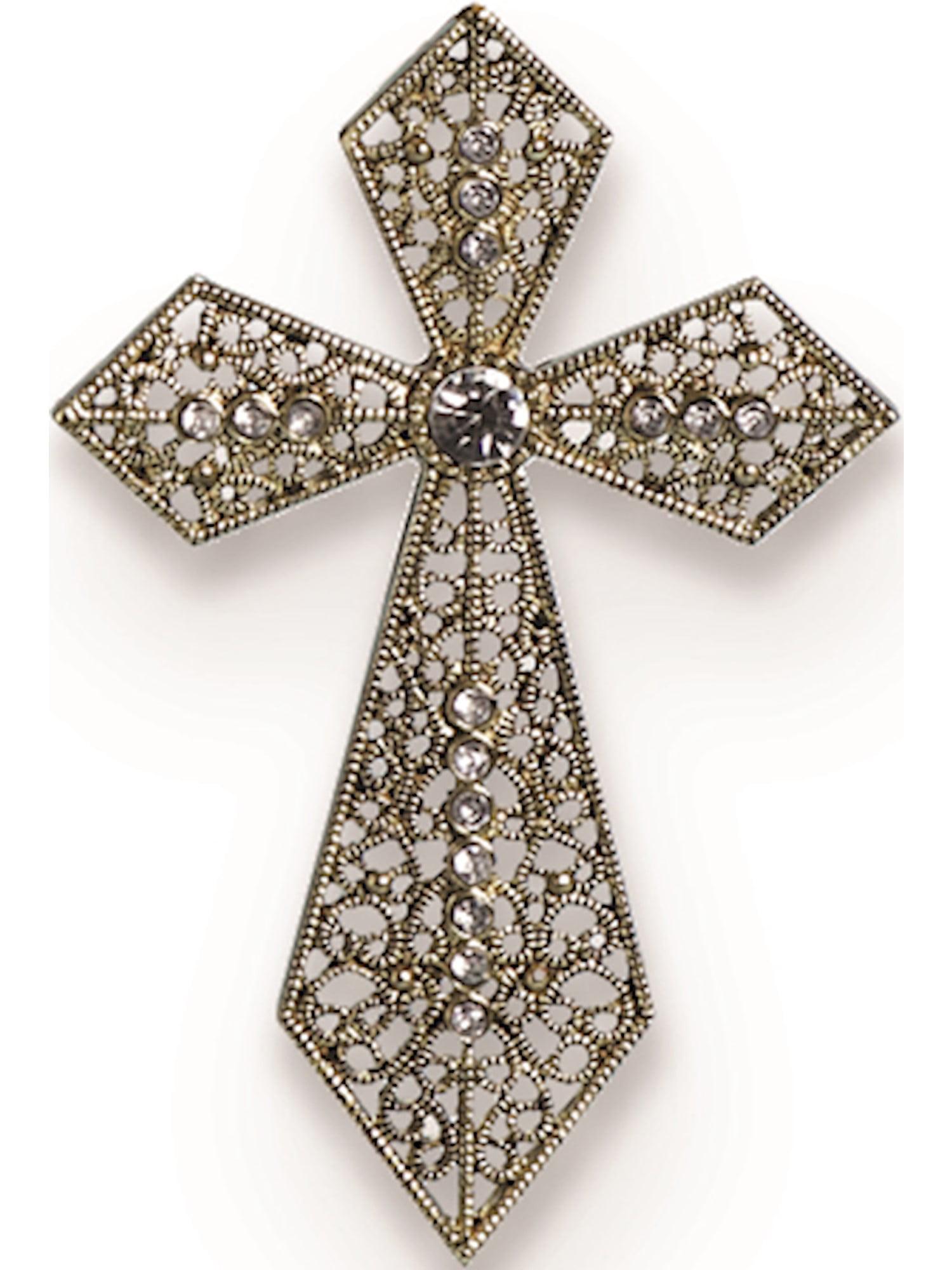 Lifes Prayer Cross Designer Jewelry by Sweet Pea