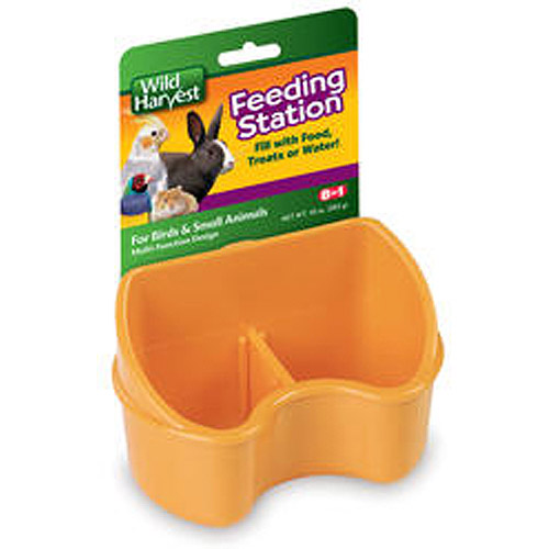 Wild Harvest Feeding Station- 10oz Size (Assorted Colors)