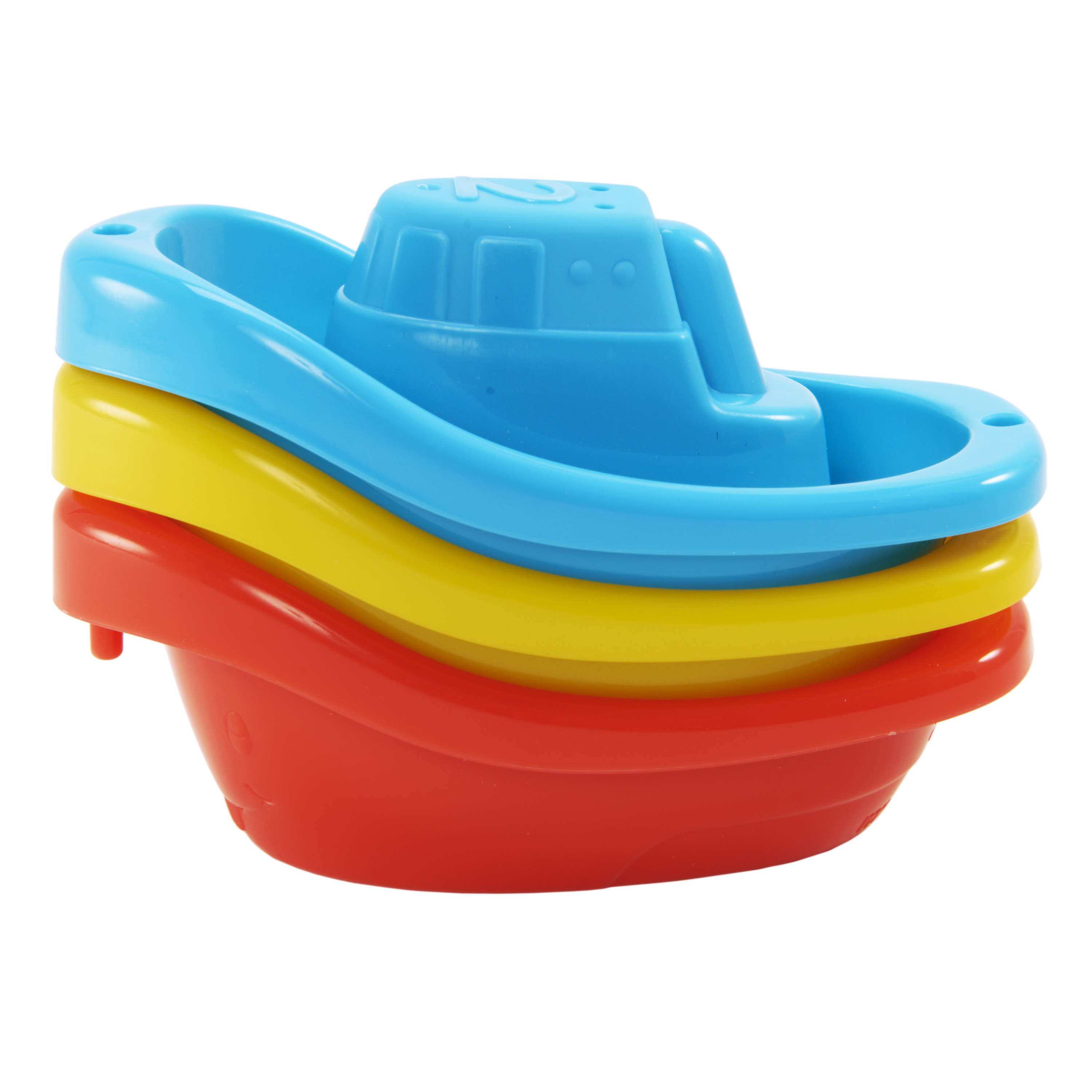 Munchkin Little Boat Train, 3 Pack