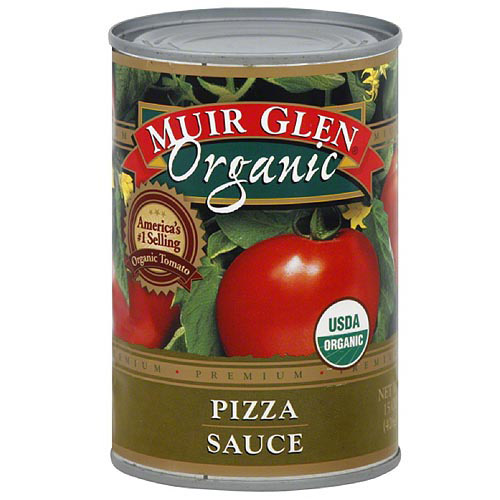 Muir Glen Organic Pizza Sauce, 15 oz (Pack of 12)
