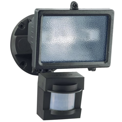 Heath Zenith HZ-5511 1 Light 150 Watt Quartz Halogen Motion Activated Security Flood Light