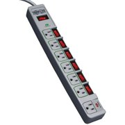 7-Outlet Eco-Surge Energy-Saving Surge Protector