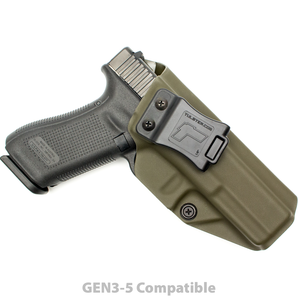 Glock 17/22/31 - Profile Holster - Right Hand