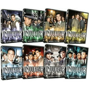The Untouchables: Complete Series Pack (DVD)