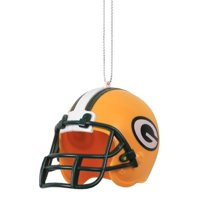 Green Bay Packers Official NFL  ABS Helmet Ornament by Forever Collectibles