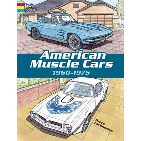 American Muscle Cars, 1960-1975 - America Muscle
