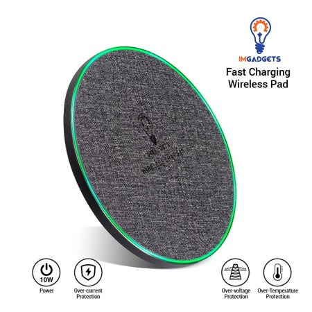 IMGADGETS 10W 2x Fast Wireless Charger - image 4 of 4