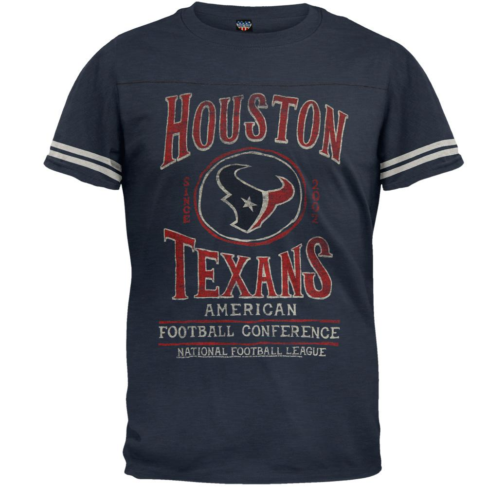 Houston Texans - Tailgate Jersey T-Shirt